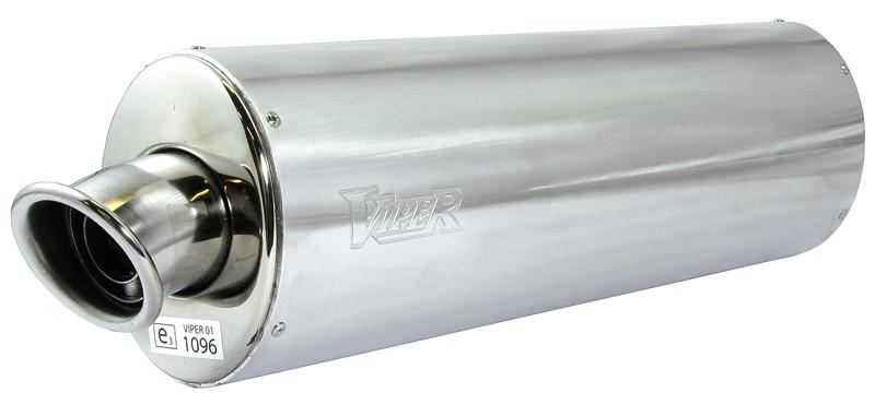 Viper Alloy Oval (E) summuti Honda CB1300 F/A 03-06