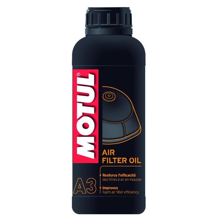 Õhufiltri õli MOTUL Air Filter Oil A3 1L