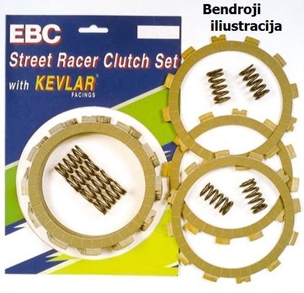 Street Racer Kevlar Clutch EBC-SRK102