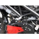 LSL kukkumispunnide kinnituskomplekt Ducati Streetfighter 1098 09-