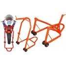 Esipukk (kahvlist tõstmiseks) BikeTek Front Head Stand