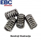 Clutch spring kit (4pcs per set) EBC-CSK199
