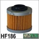 Õlifilter Hiflo HF186
