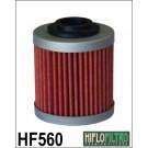 Õlifilter Hiflo HF560
