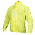 Rain jacket HEVIK RAIN FLUO Neon yellow