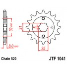 Esimene ketiratas JT (JTF 1041-15)