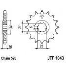 Esimene ketiratas JT (JTF 1043-14)