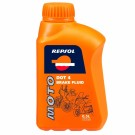 Synthetic brake fluid REPSOL Moto Dot 4 Brake Fluid 0,5l