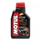 100% synthetic oil MOTUL ATV SxS POWER 10W50 4T 1L