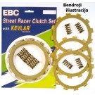 Street Racer Kevlar Clutch EBC-SRK098