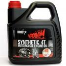 VROOAM VR50 4T Sünteetiline mootoriõli 10W-40 4L